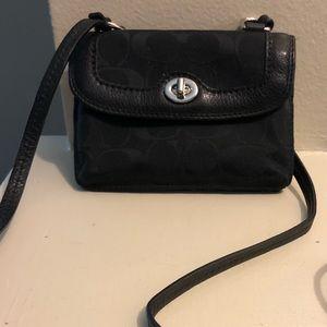 Coach wallet/change purse